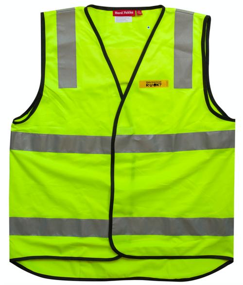 Hi-Vis Workwear Vest