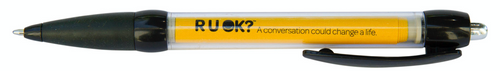 Pack of 10 Pens with R U OK? pullout