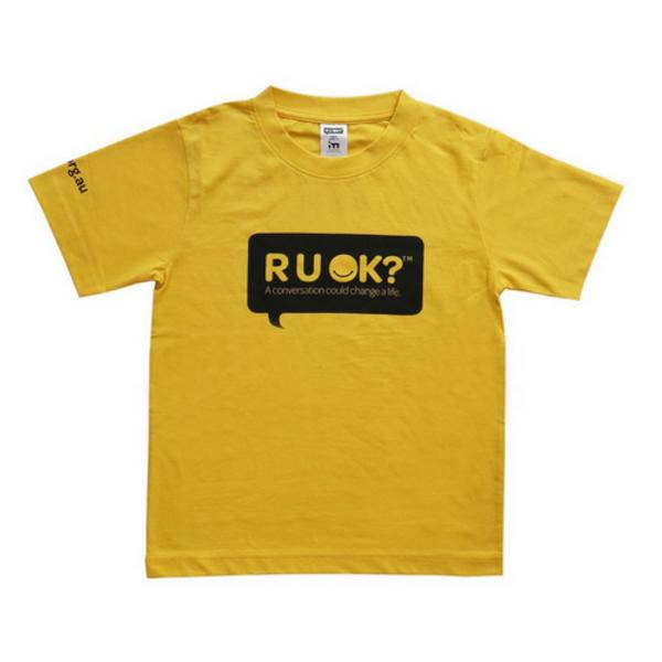 Adult T-Shirt - Yellow (Unisex)