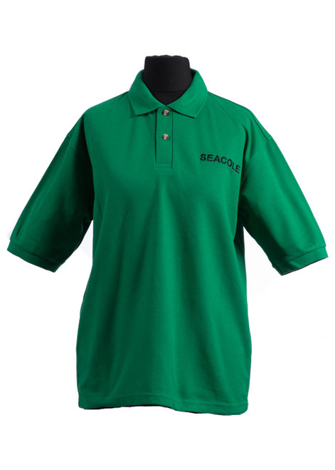 Highsted Grammar Seacole House polo shirt (70055)