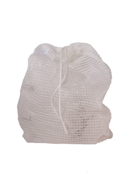 Laundry bag with cord - cream (60021)