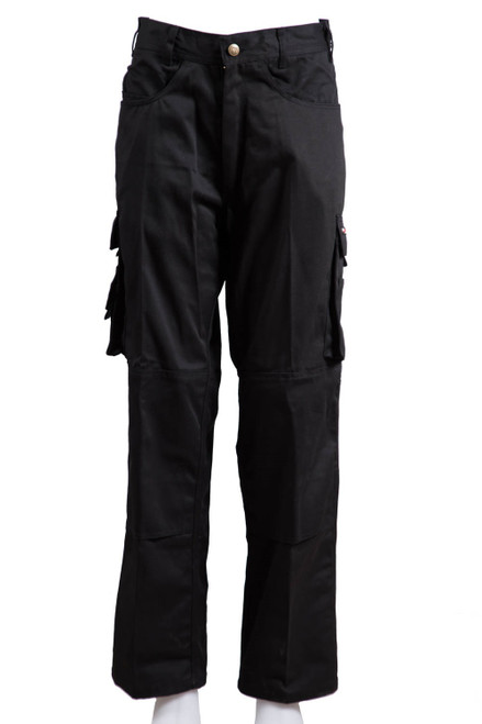 Hadlow College black cargo trouser (47203)