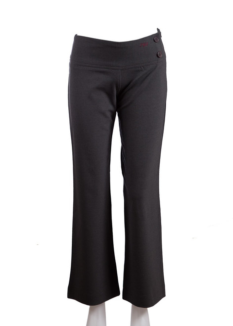 Invicta grey trousers with logo (77049) - limited availability
