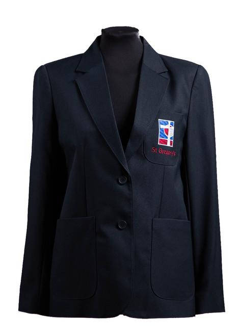 St Gregorys girls blazer (62090)