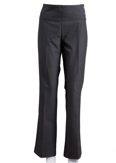 Girls grey trousers (77095)