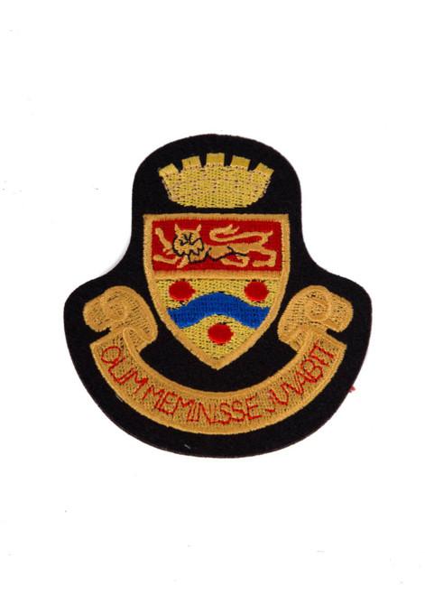 MGS blazer badge (32061)