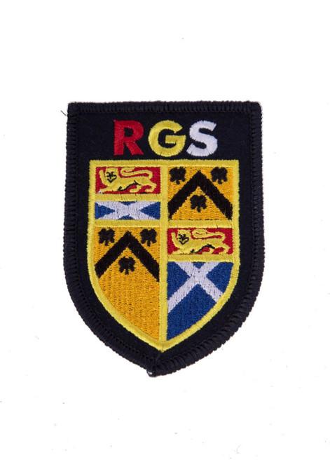 RGS blazer badge (32082)