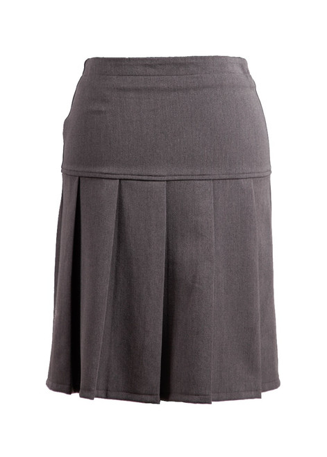St Gregorys grey skirt (69149)