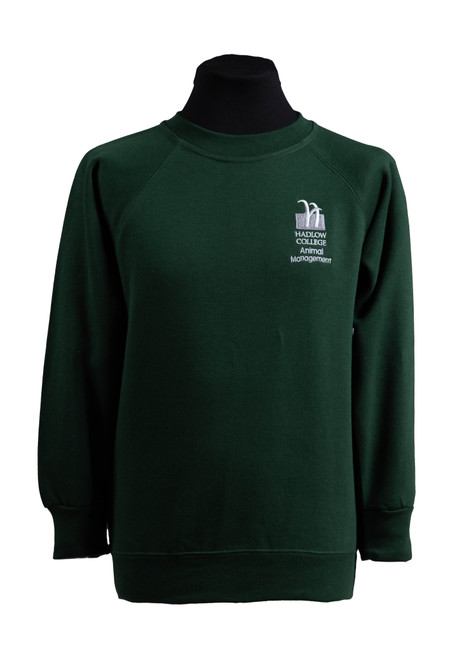 Hadlow College Animal Management sweatshirt (34028)