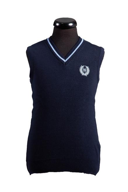 Holmewood House sleeveless pullover (36129)