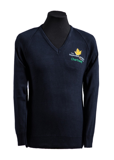 Maplesden Noakes jumper for yrs 9 - 11 Chartwell (36291)