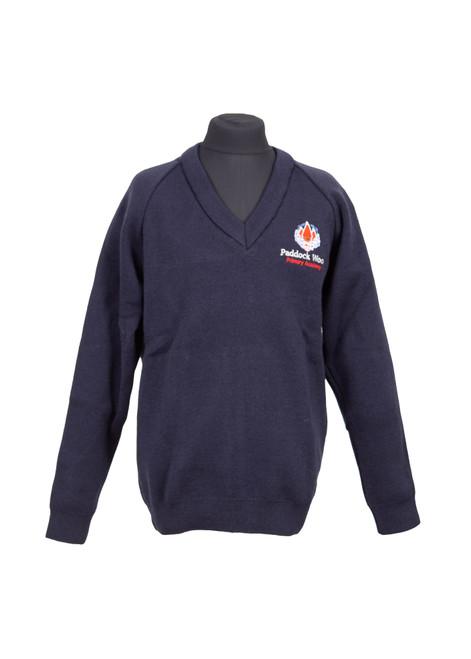 Paddock Wood Primary Academy jumper (36177)