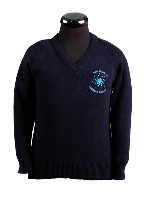 New Horizons Childrens Academy jumper (36015)