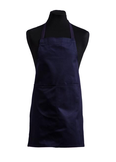 Navy apron (31001)