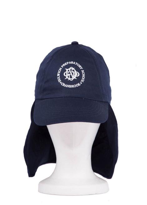 Dulwich navy legionnaire hat (31304)
