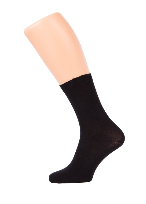 Black socks -  5 pk (35003)