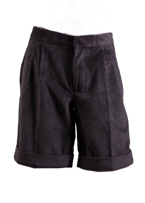 Somerhill grey cord shorts (38025) - Limited Availability