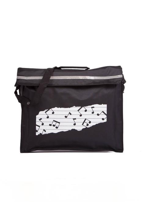 Music bag - black (60061)