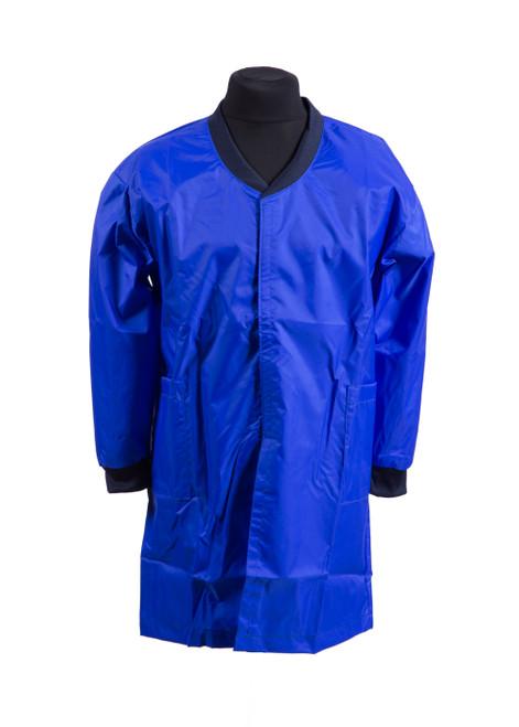 Royal blue painting apron (60861)