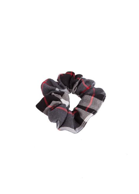 Tartan scrunchie (60927)