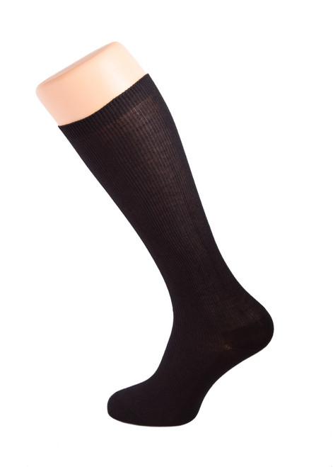Black kneesocks (67002)