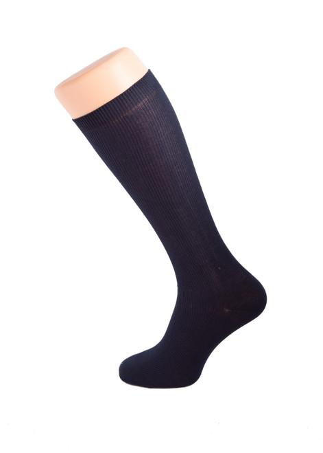 Navy kneesocks (67092)