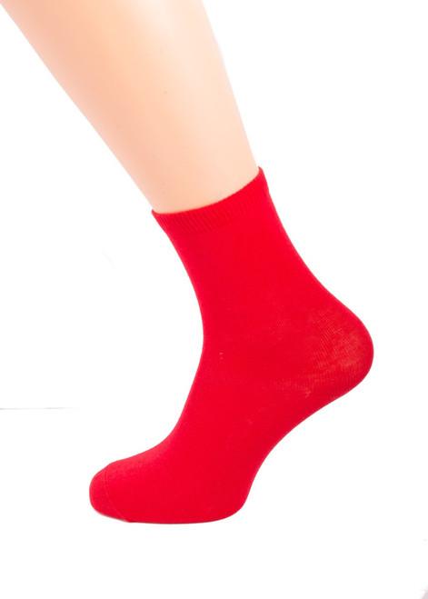 Red short socks (67106)