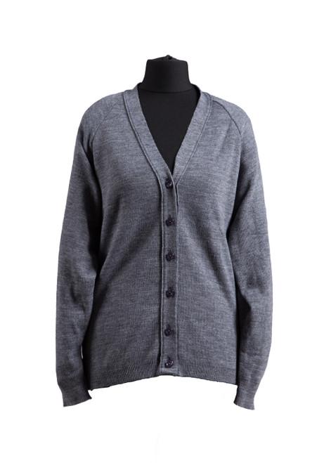 Grey cardigan (68041)