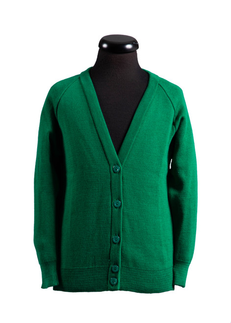 Somerhill green cardigan (68114)