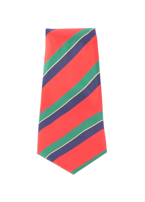 Beechwood Senior unisex red tie yrs 7 -8 (46003)