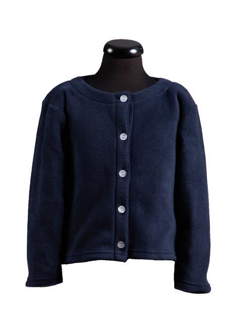 Lorenden Prep fleece cardigan (68098)