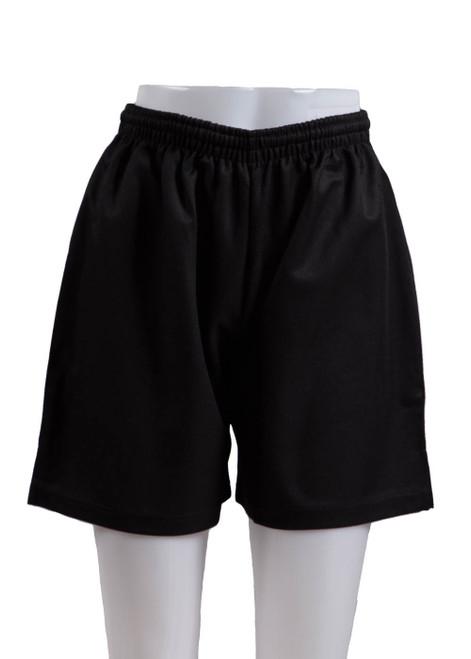 Black PE shorts (43204)