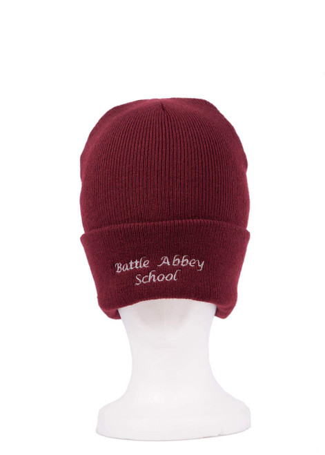 Battle Abbey knitted hat - Nursery to yr 6 (31234)
