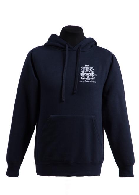 Sutton Valence senior sport hooded sweatshirt (42889)