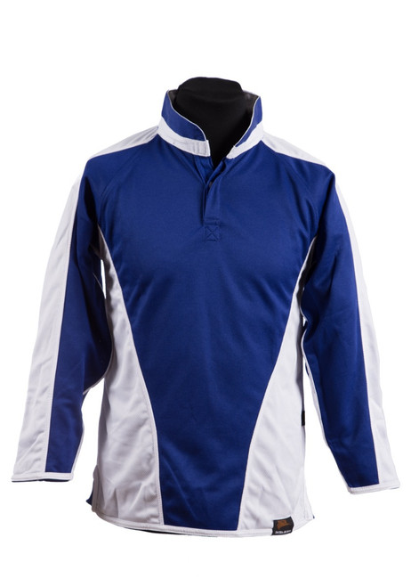 Royal/white reversible rugby shirt (42086)