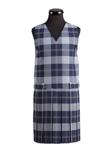 Dulwich tartan tunic (69619)