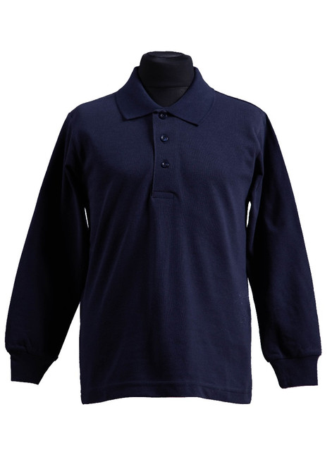 Dulwich L/S polo shirt (37479)