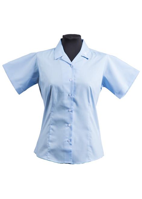 Hugh Christie blouse - twin pk (63253)