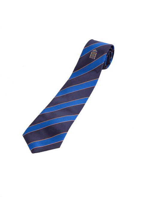Barton Court KS3 tie (46155) - yr 7 and 8