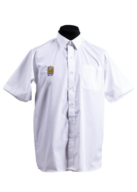 Barton Court s/s summer shirts - twin pk (37054)