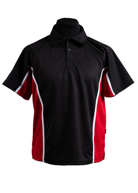 Holcombe unisex PE polo shirt  (37393)