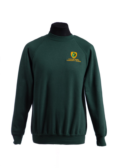 Hadlow Rural Community School Landbased sweatshirt (42535) - Required for all students