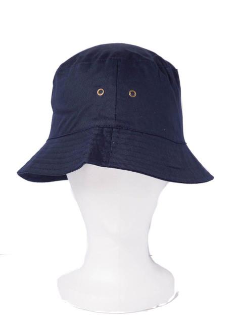 SVPS navy sun hat (31003) - yr 3 - 6