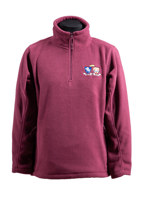 OPGS 1/4 zip fleece (34184) - Limited sizes available