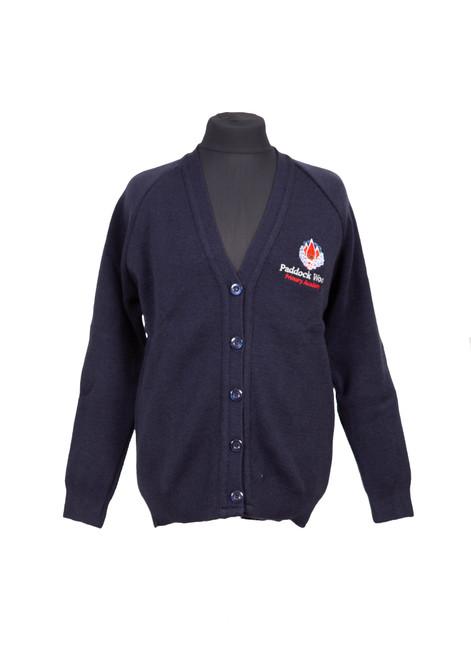 Paddock Wood Primary Academy cardigan (68117)