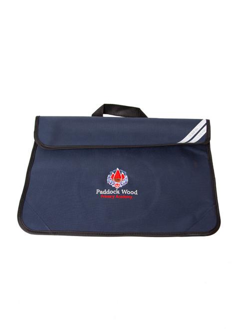 Paddock Wood Primary Academy bookbag (31114)