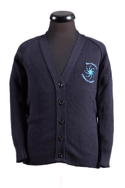 New Horizons Childrens Academy cardigan (68005)