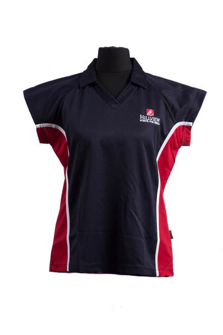 Hillview PE polo shirt (70115)