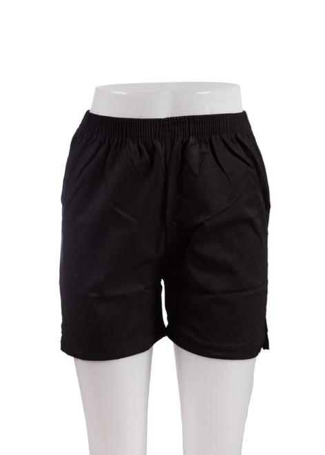 Black PE shorts (43084)