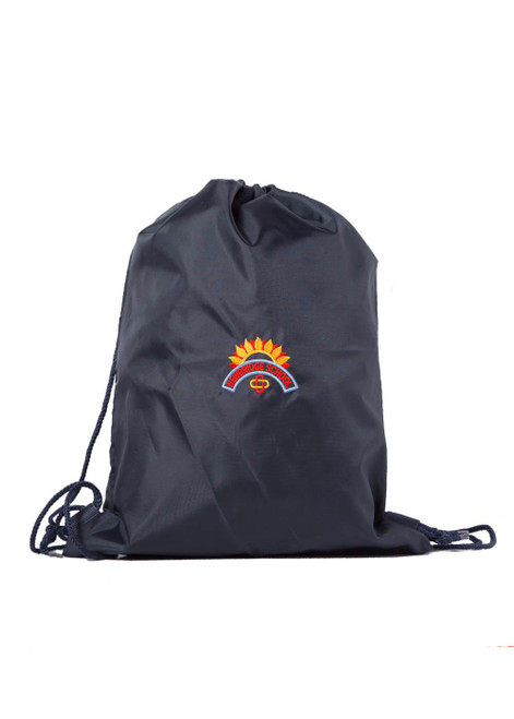 Newbridge Junior School PE bag (31056)